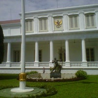 Photo taken at Istana Negara by RahmanMuslih on 7/26/2013