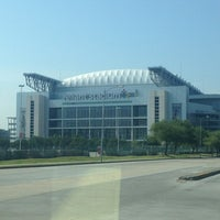 Photo taken at NRG Stadium by Elwood H. on 7/3/2013