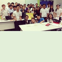 Photo taken at ITE College East, Technology Block by Colleen Z. on 8/13/2013