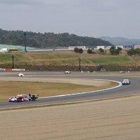 Photo taken at Twin Ring Motegi by Koichi M. on 10/28/2012