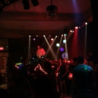 Photo taken at The Indigo Room by Rob B. on 10/27/2012