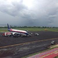 Photo taken at Bandara Sultan Babullah (TTE) by Daniel J. on 6/3/2013