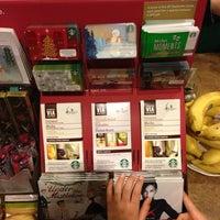 Photo taken at Starbucks by Christopher G. on 12/19/2012