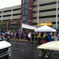 Photo taken at Monument Ave 10k 2012 by Lee M. on 5/28/2012