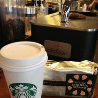 Photo taken at Starbucks by Daniel H. on 5/6/2013