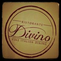 Photo taken at Ristorante Divino by Brett F. on 7/13/2014