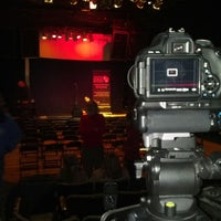 Photo taken at Miramar Theatre Inc by Johnny M. on 2/15/2013
