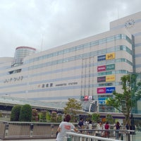 Photo taken at Hamamatsu Station by 龍 on 9/15/2013