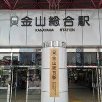 Photo taken at Kanayama Station by 龍 on 8/4/2013