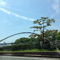 Photo taken at アルバカーキ橋 by Miicom on 8/13/2014