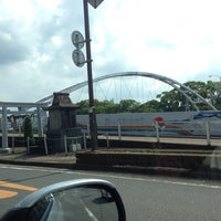 Photo taken at アルバカーキ橋 by Miicom on 9/1/2014