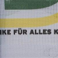 Photo taken at Mainz Athletics Ballpark by Steffinho on 10/7/2016