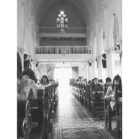 Photo taken at Church of the Nativity of the Blessed Virgin Mary by Liz C. on 1/13/2013