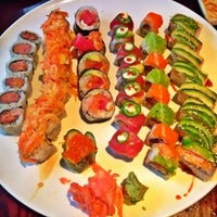 Photo taken at Bayridge Sushi by Angela on 5/12/2013
