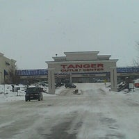 Photo taken at Tanger Outlet Williamsburg by Teresa W. on 2/2/2013