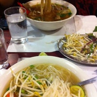Photo taken at Pho Lien by Betty E. on 11/15/2012