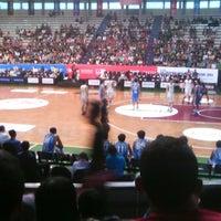 Photo taken at Sritex Arena by Ida Y. on 3/9/2013