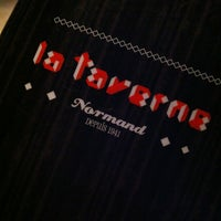 Photo taken at Taverne Normand by Pierre-Michel M. on 11/29/2013