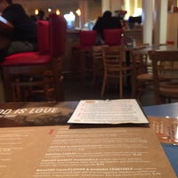Photo taken at Reginelli's Pizzeria by Janelle N. on 1/16/2016