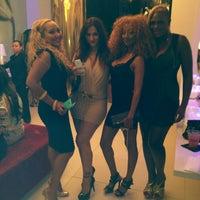 Photo taken at Vanity Nightclub by Aida C. on 5/27/2013