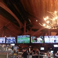 Photo taken at Buckhead Mountain Grill by Charlie V. on 11/17/2012