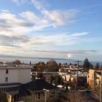 Photo taken at Edmonds Library by Michael Y. on 11/8/2013