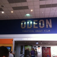 Photo taken at Odeon by Stefan v. on 11/11/2012