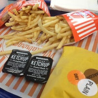 Photo taken at Whataburger by Eric M. on 4/22/2013