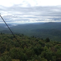 Photo taken at Hadley Mtn Firetower by Sara F. on 8/23/2014