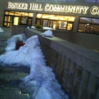 Photo taken at Bunker Hill Community College by John J. on 2/20/2013