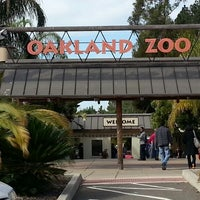 Photo taken at Oakland Zoo by Ty L. on 10/21/2012