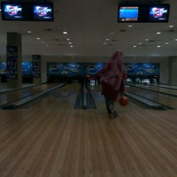 Photo taken at Unimas Bowling Alley by Najihah M. on 9/29/2014