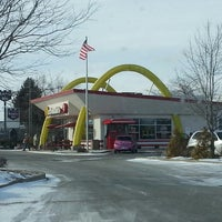 Photo taken at McDonald's by David T. on 1/5/2015
