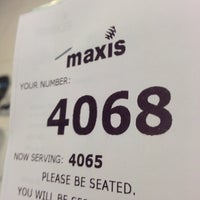 Photo taken at Maxis Centre by Seedee C. on 12/8/2013