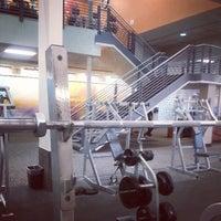 Photo taken at LA Fitness by dizberiq on 6/20/2013