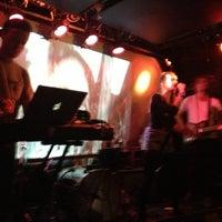 Photo taken at Pianos by Jennifer A. on 10/20/2012