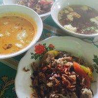 Photo taken at Soto Betawi H. Mamat by Chelsea M. on 2/27/2016