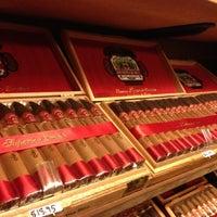 Photo taken at OK Cigars by Ryan R. on 12/4/2012
