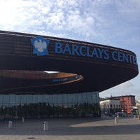Photo taken at Barclays Center by Andres M. on 7/14/2013
