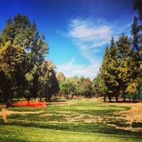 Photo taken at Los Feliz Municipal Golf Course by Clint H. on 3/9/2014