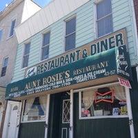 Photo taken at Aunt Rosie's Restaurant by Erik S. on 5/17/2012