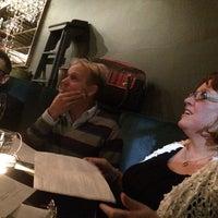 Photo taken at Press* food & wine by Janice B. on 10/2/2014