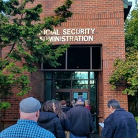 Photo taken at Social Security Office by John R. on 10/12/2016