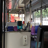 Photo taken at SMRT Buses: Bus 190 by Cleon B. on 4/27/2013