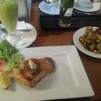 Photo taken at Restaurace Aura by Stronger T. on 9/2/2014