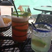 Photo taken at El Gato Cantina by Claire on 7/20/2013