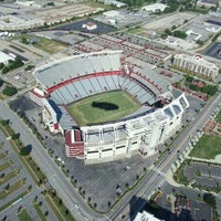 Photo taken at Williams-Brice Stadium by Kirk H. on 5/30/2013