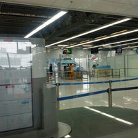 Photo taken at Thai Immigration: Passport Control - Zone 3 by narin s. on 3/30/2013
