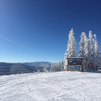 Photo taken at Wildwood Express - Chair 3 by Bernard G. on 2/2/2014