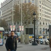 Photo taken at Banco de España by TC Gülçin K. on 11/28/2016